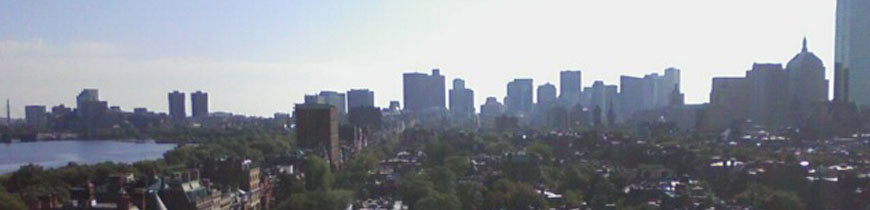 Boston skyline image 4