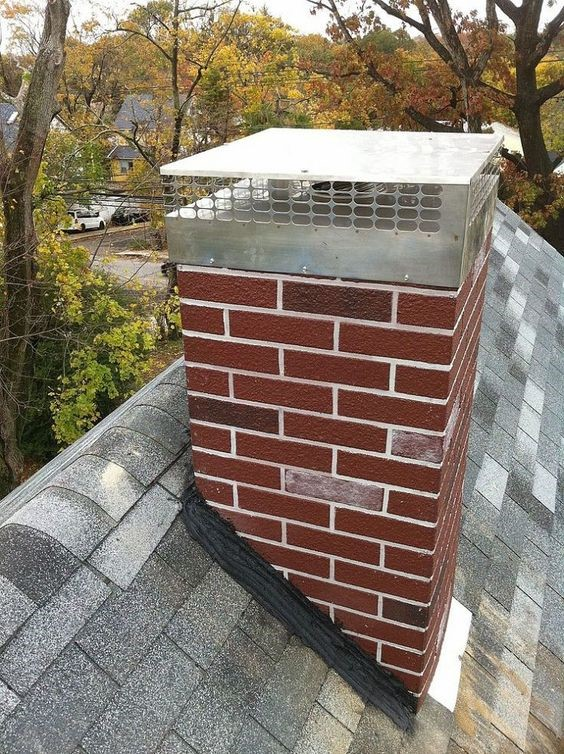 summer chimney problems