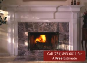 fireplace estimate