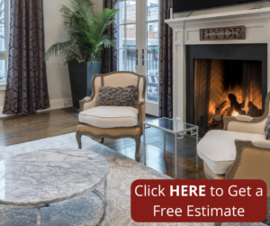aesthetic value of a fireplace
