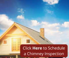 get a chimney inspection during the off-season