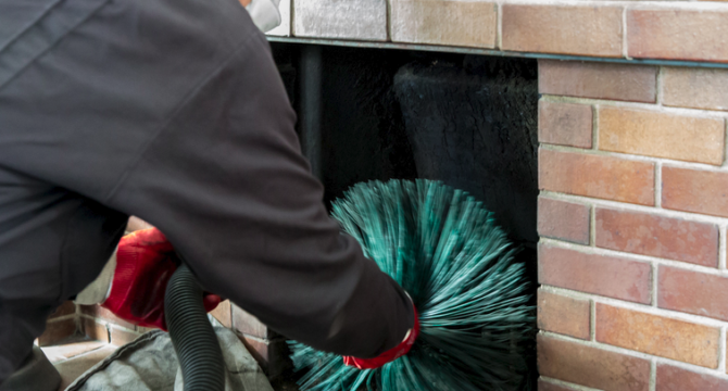 hire a chimney service company