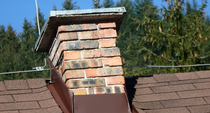 guide to chimney flashing repair