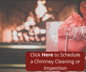 does your chimney smell? schedule an inspection