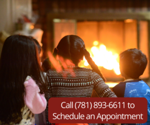 get a chimney cleaning