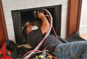 get a chimney cleaning for chimney care