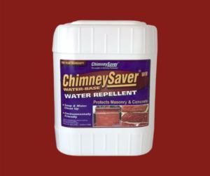 waterproofing agents on masonry chimneys